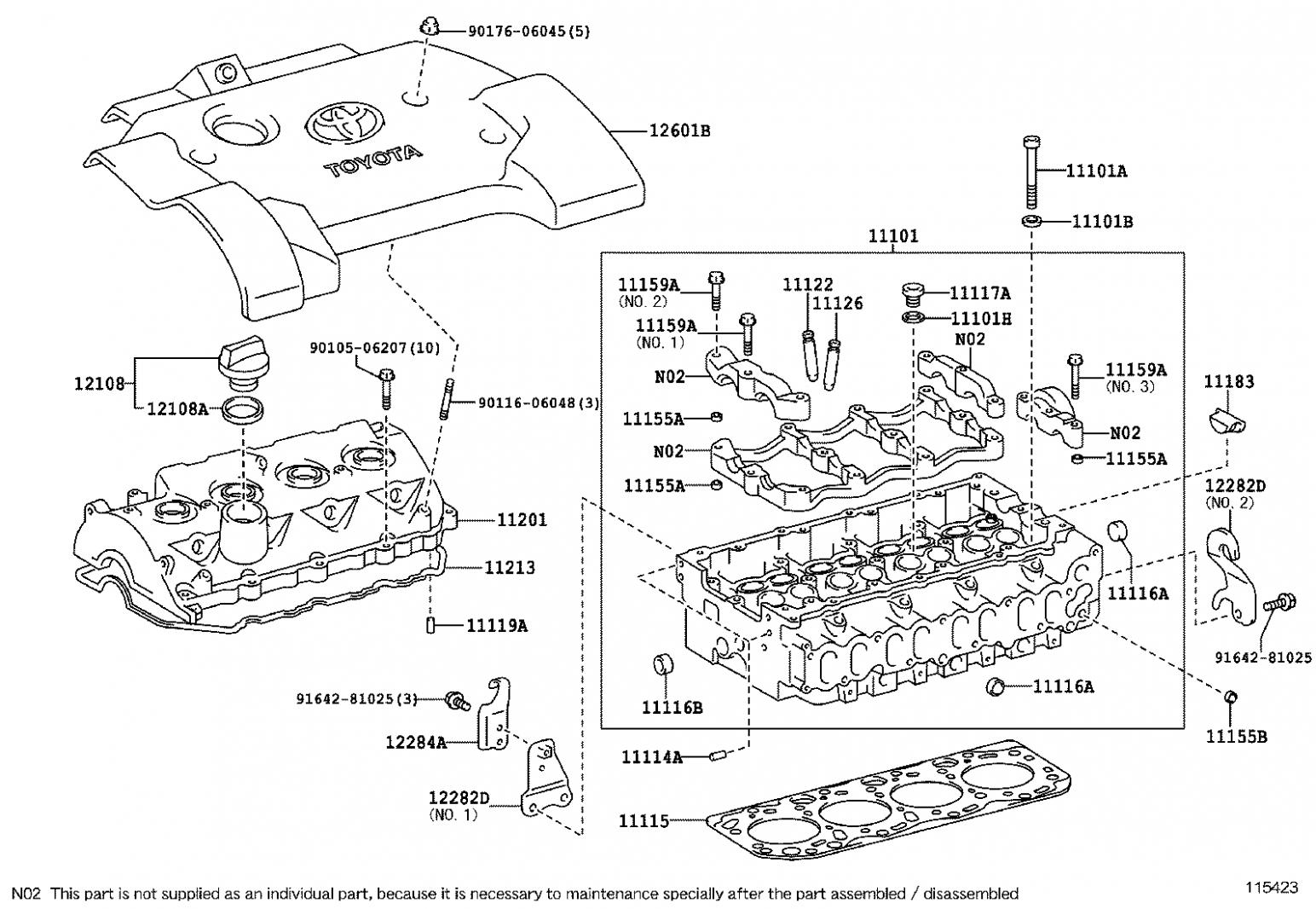 Wiring Diagram Toyota Verso
