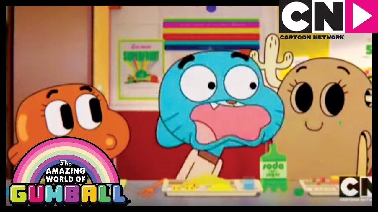 عالم غامبول الرائع عالم غامبول المدهش كرتون نتورك Youtube Cartoon Network Cartoon Character