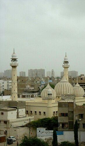 Thanvi Masjid , Jacob Lines ,Karachi   | KARACHI CITY PICTURES  in