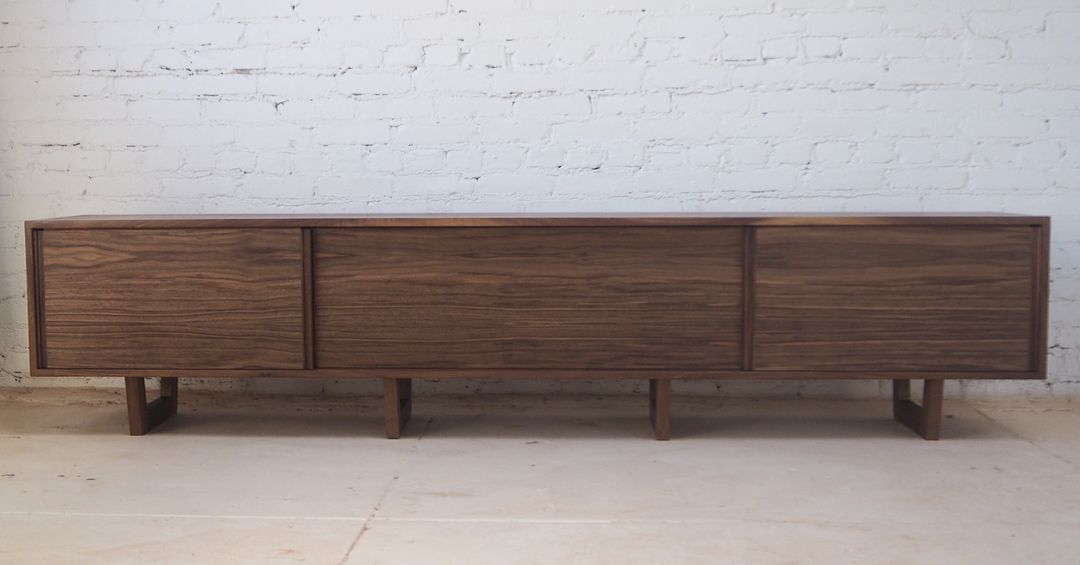 Lovely 8 Ft Vinyl Storage Bench Or Is It A Credenza With
