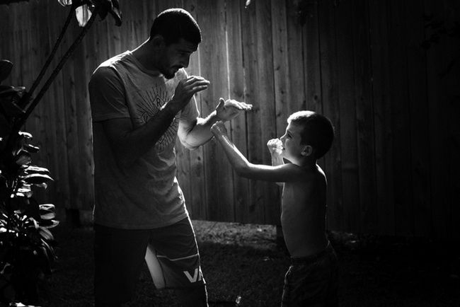 Home Grown On Kaua I Dustin Barca S Tradition Of Fighting