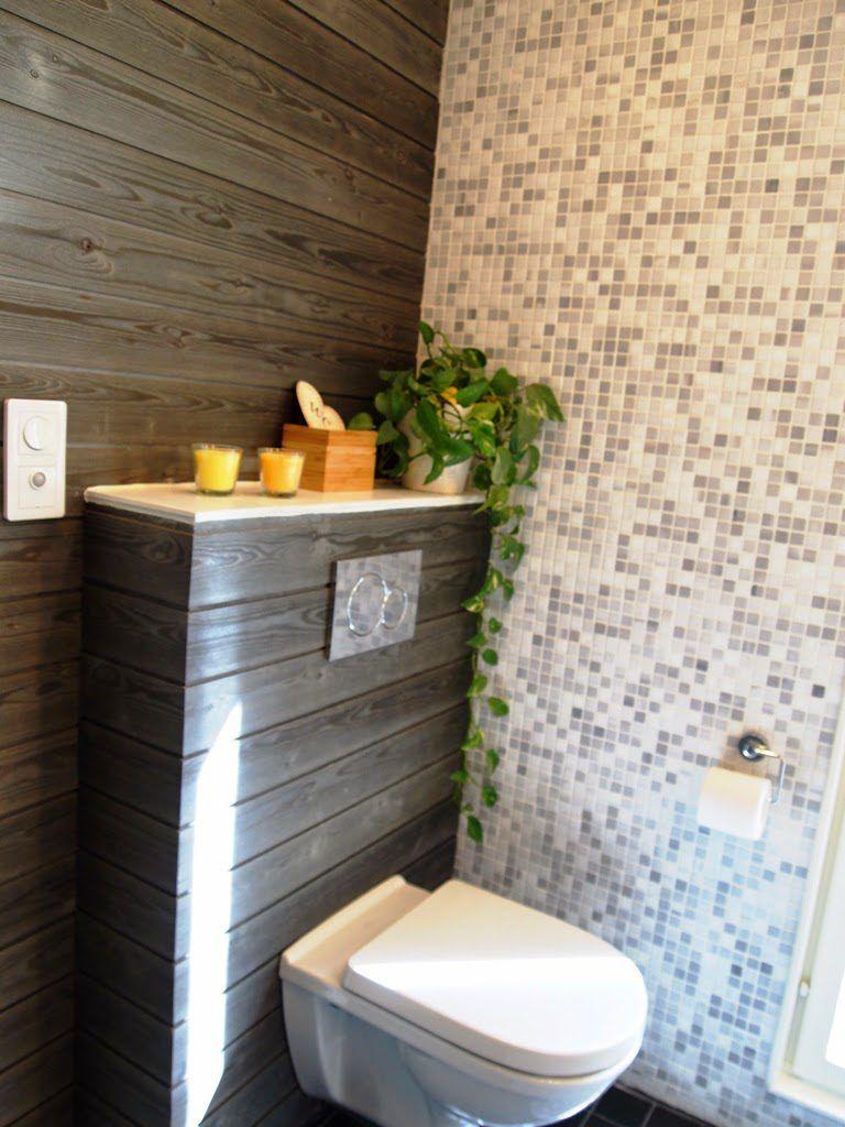 Valmiiden huoneiden esittely, osa 1: Alakerran wc - Miia Metso