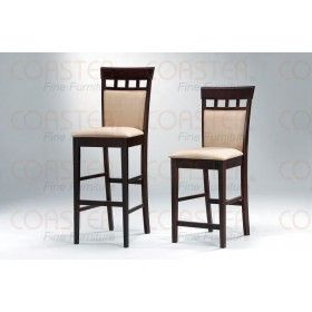 $138 for 2??  Union Square Set of 2 Derby Cushion Back Bar Stools (100219) $138.00