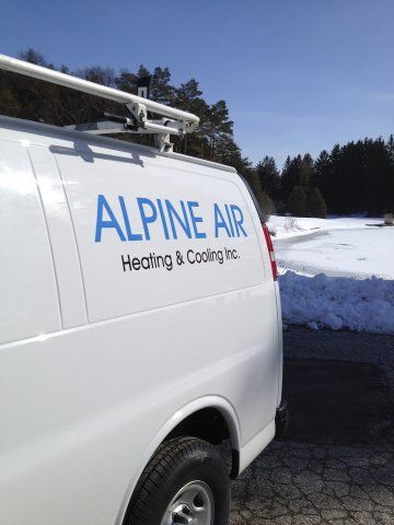 Pin By Alpine Air Heating Cooling On Our Works Alpine Air