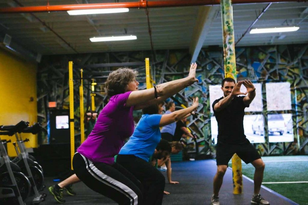 Group Fitness Classes (With images) Group fitness