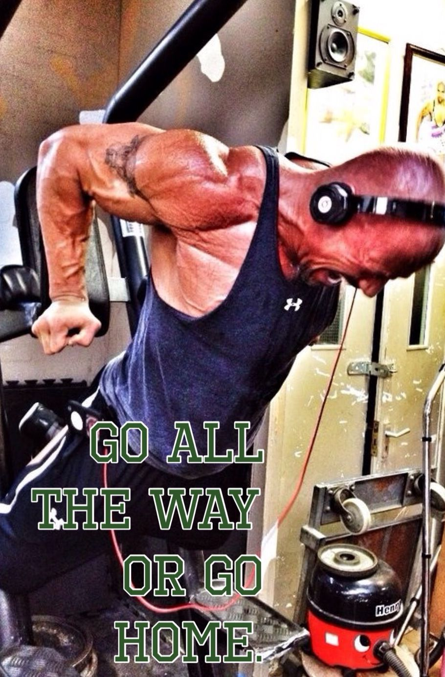 Go all the way  MOTIVATION  Pinterest  Motivation
