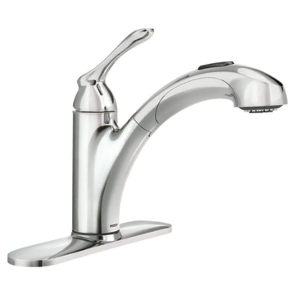 Banbury single handle kitchen faucet kitchen faucets faucet and