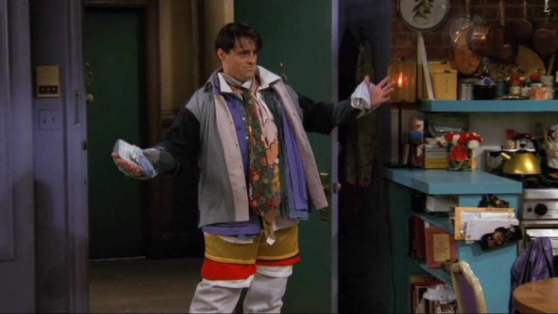 The One Where No One's Ready   Friend costumes, Halloween costumes tv, Halloween costumes friends