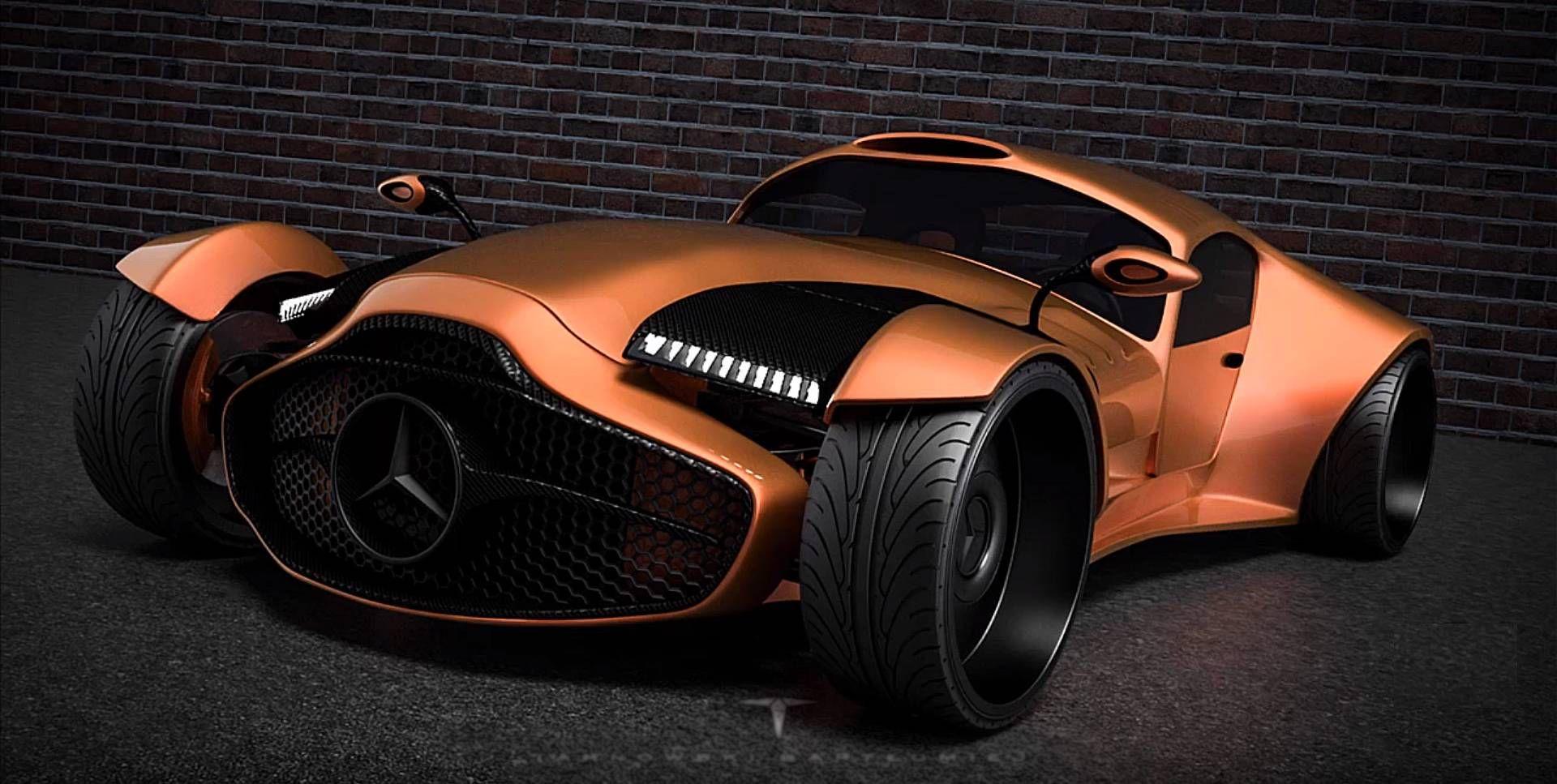 Mercedes Benz 540k Supercar Concept Mercedes Benz Super Cars Benz