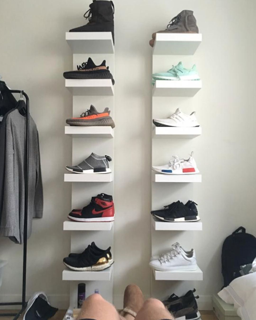 sale hypebeast ikea shoe shelf is stock
