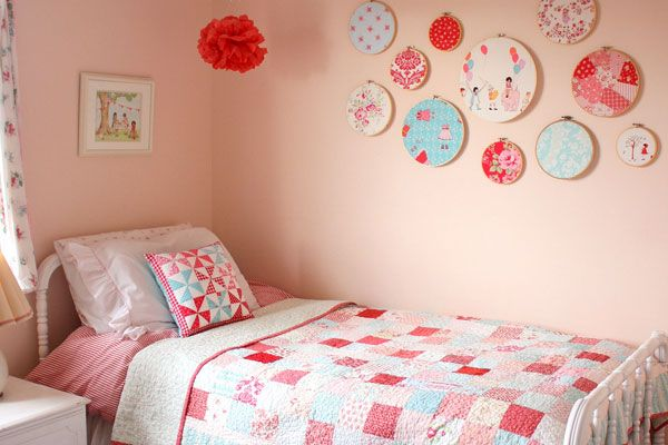 30 Create The Playfulness With The Sweet Girly Bedroom Ideas For
