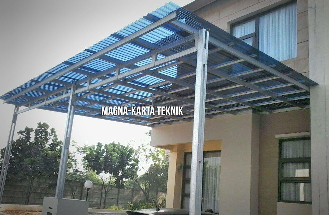 Jasa Pembuatan Kanopi Baja Ringan Sidoarjo Surabaya Jasa Canopy
