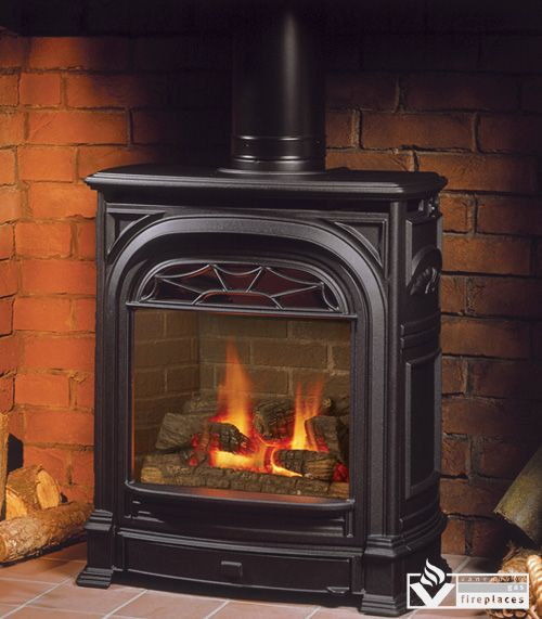 Valor President Free Standing Fireplace From Vancouver Gas Fireplaces Natural Gas Fireplace Valor Fireplaces Freestanding Stove