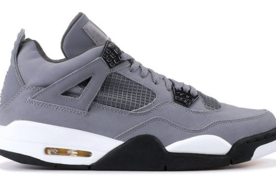 promo code 43424 a5960 Air Jordan 4 Cool Grey (2019) Might Drop Next Year Release Date  Summer
