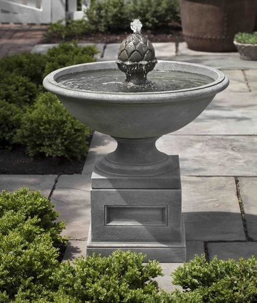 Beau Fountains   Cast Stone   Page 2   Garden Fountains U0026 Outdoor Decor