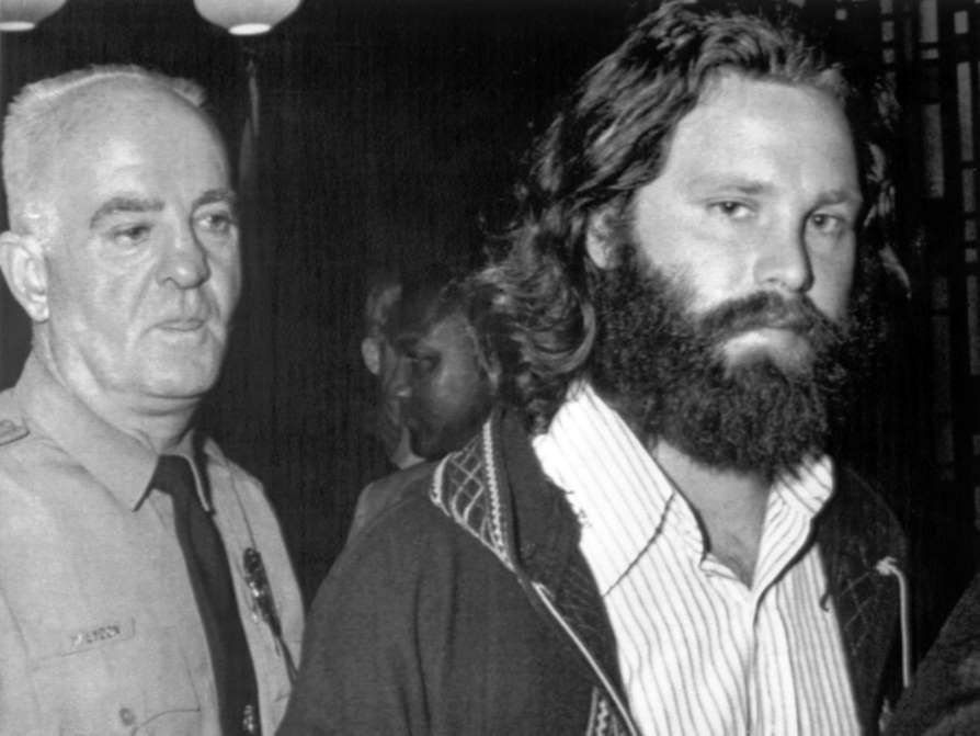 MARCH 1 1969 - Singer and The Doors frontman Jim Morrison is arrested for lewd  sc 1 st  Pinterest & MARCH 1 1969 - Singer and The Doors frontman Jim Morrison is ...