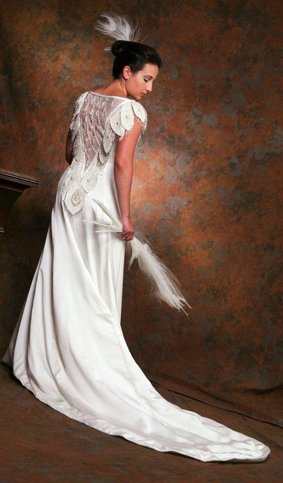 White Leather Wedding Dress | Weddings Dresses