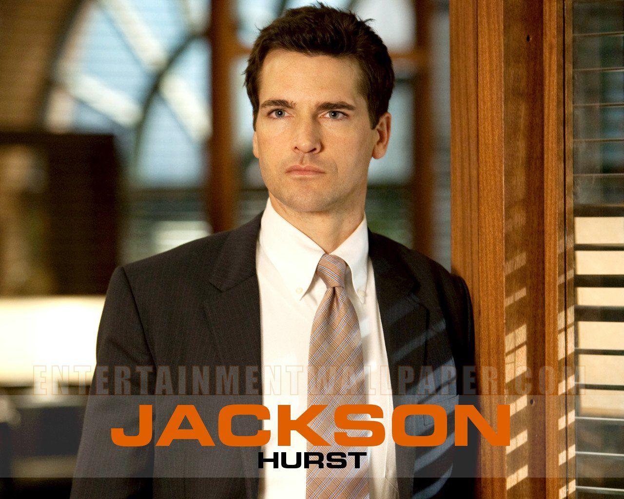 jackson hurst wife
