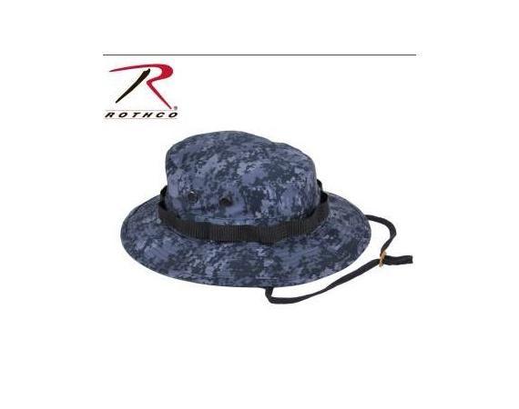 0f18dd10a6b Midnight Digital Camo Boonie Hat