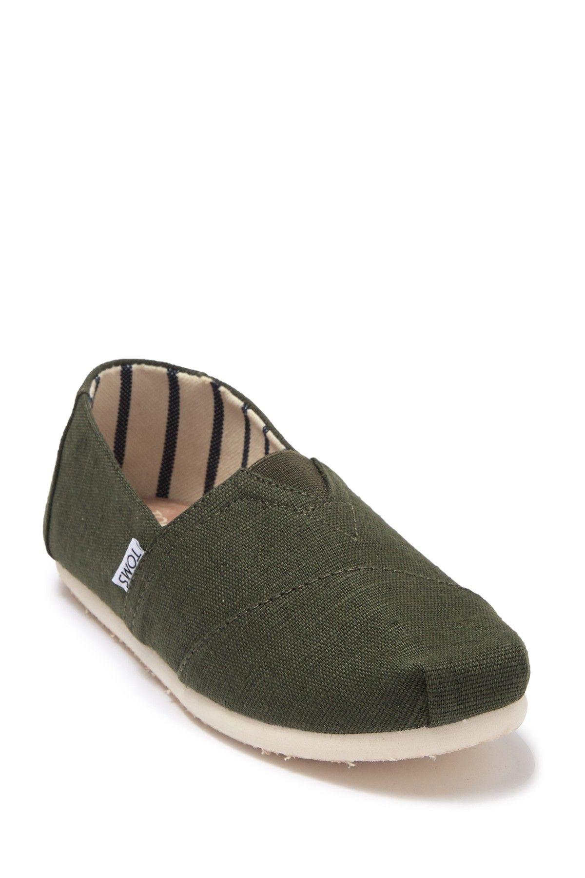 TOMS Alpargata Slip On Shoe. #toms #shoes   Toms in 2019
