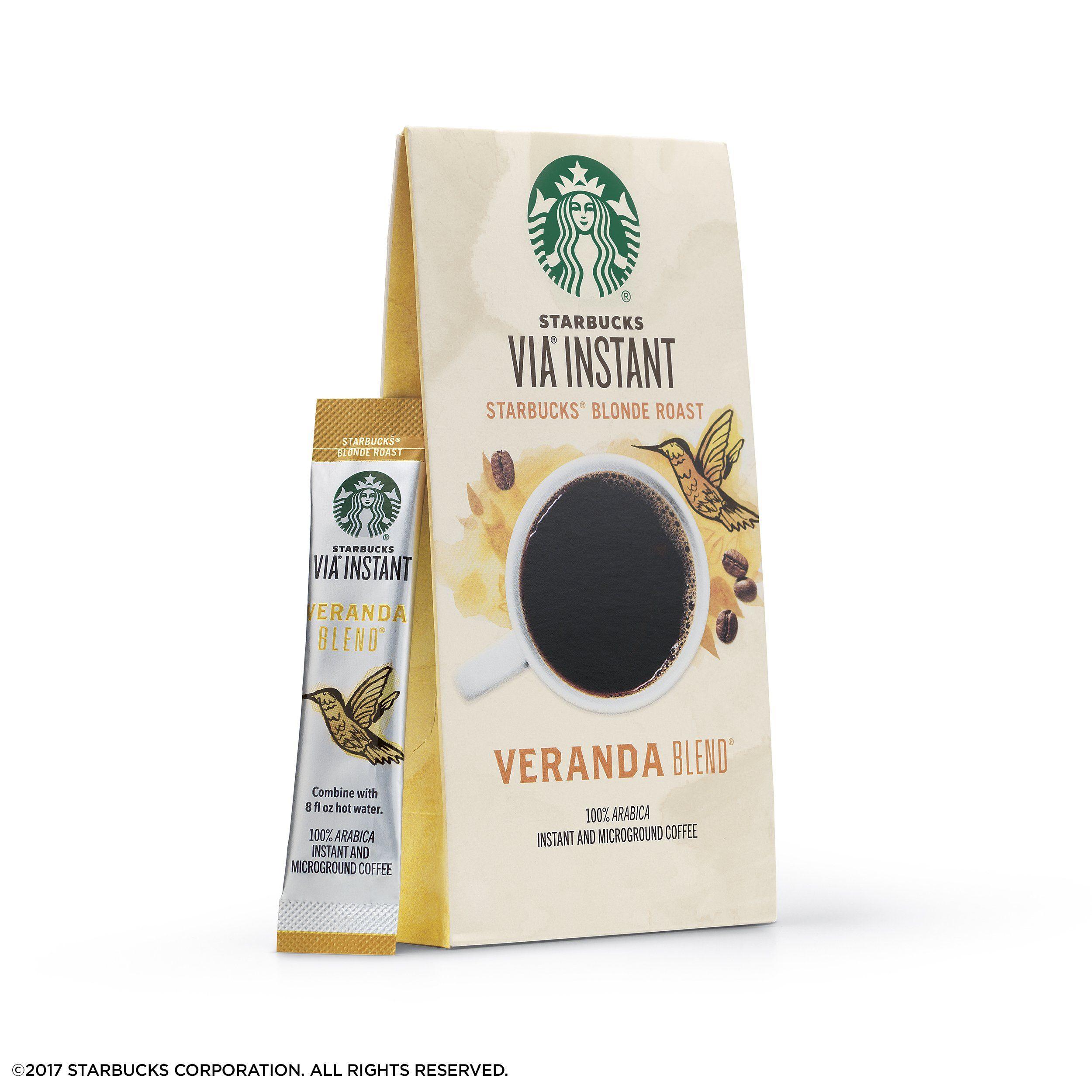 Veranda Coffee Starbucks