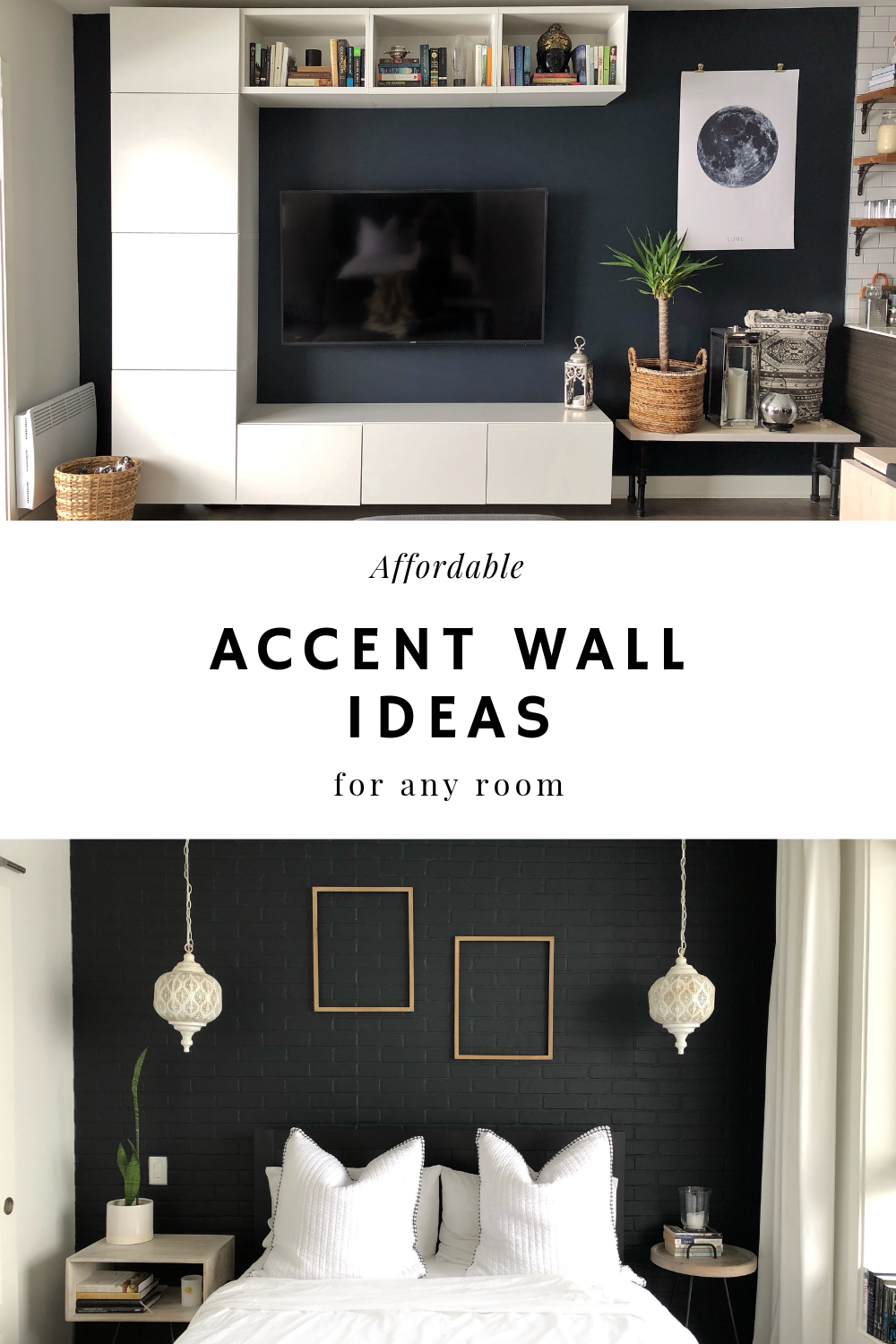 Affordable Accent Wall Ideas Wallpaper Bedroom Feature Wall Accent Walls In Living Room Feature Wall Living Room