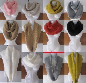 I ❤️ Infinty scarves!