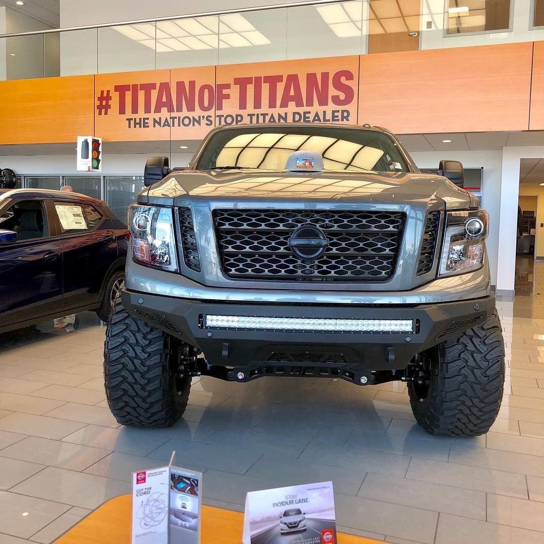 titanoftitans number one Nissan Titan dealer in the