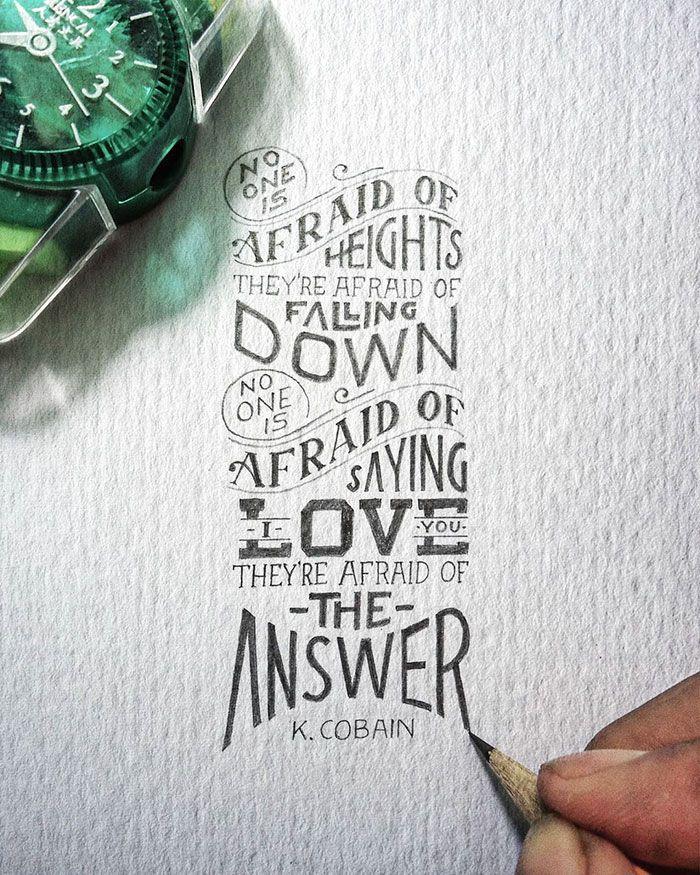 His Hand Lettered Quotes Switch Fr A Vida Em 20 Frases Motivacionais E Com Letra Muito Bonita