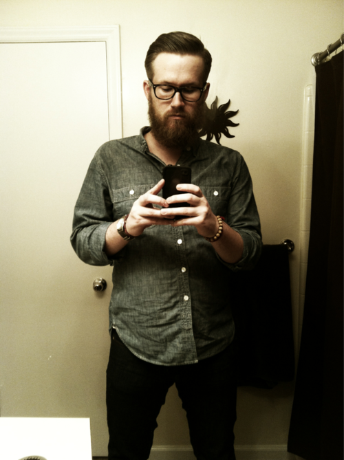 #glasses #beard #hair #apparel #men #handsome