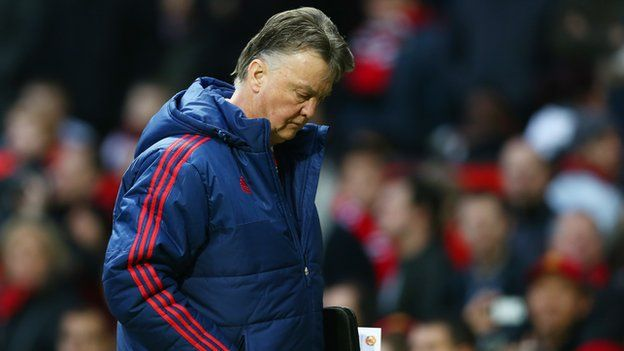 Louis Van Gaal: Man Utd Fans Are Right To Boo Me