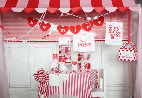 Wants And Wishes Valentine S Day Party Cupid S Post Office