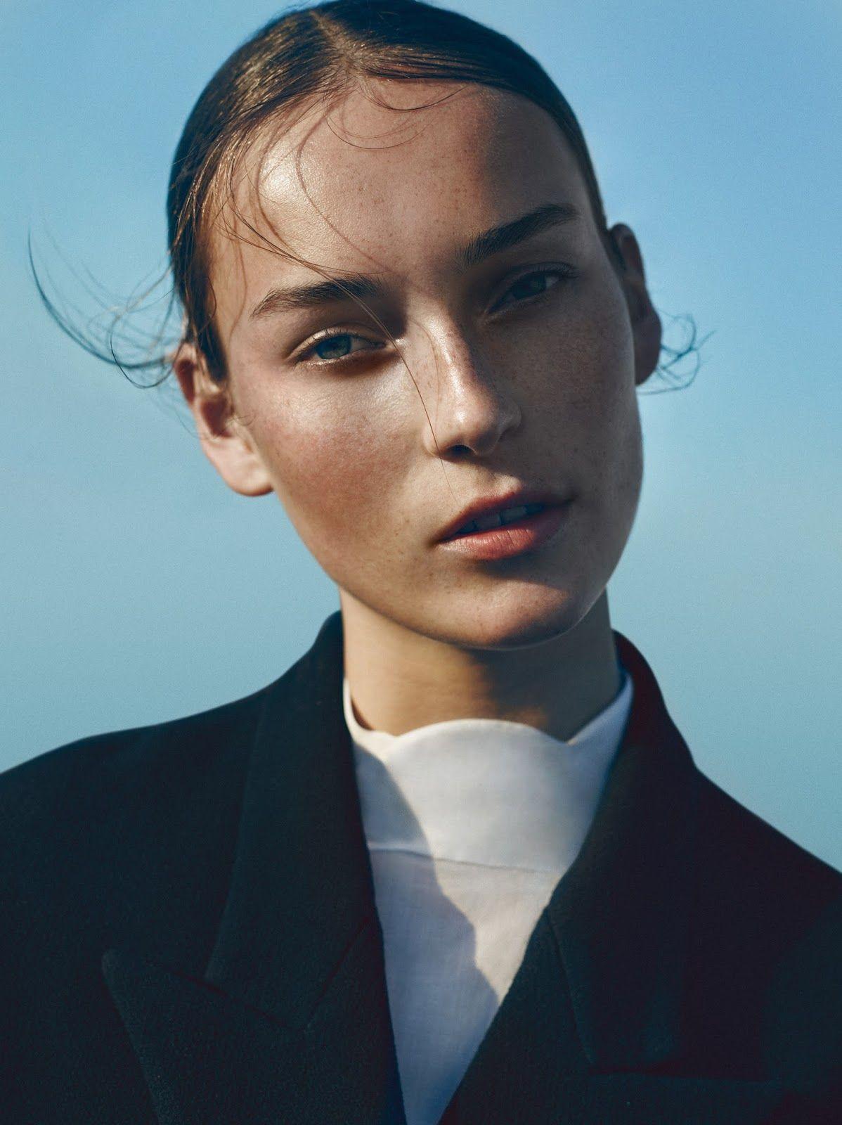 julia bergshoeff by annemarieke van drimmelen for vogue netherlands june 2016 | visual optimism; fashion editorials, shows, campaigns & more!