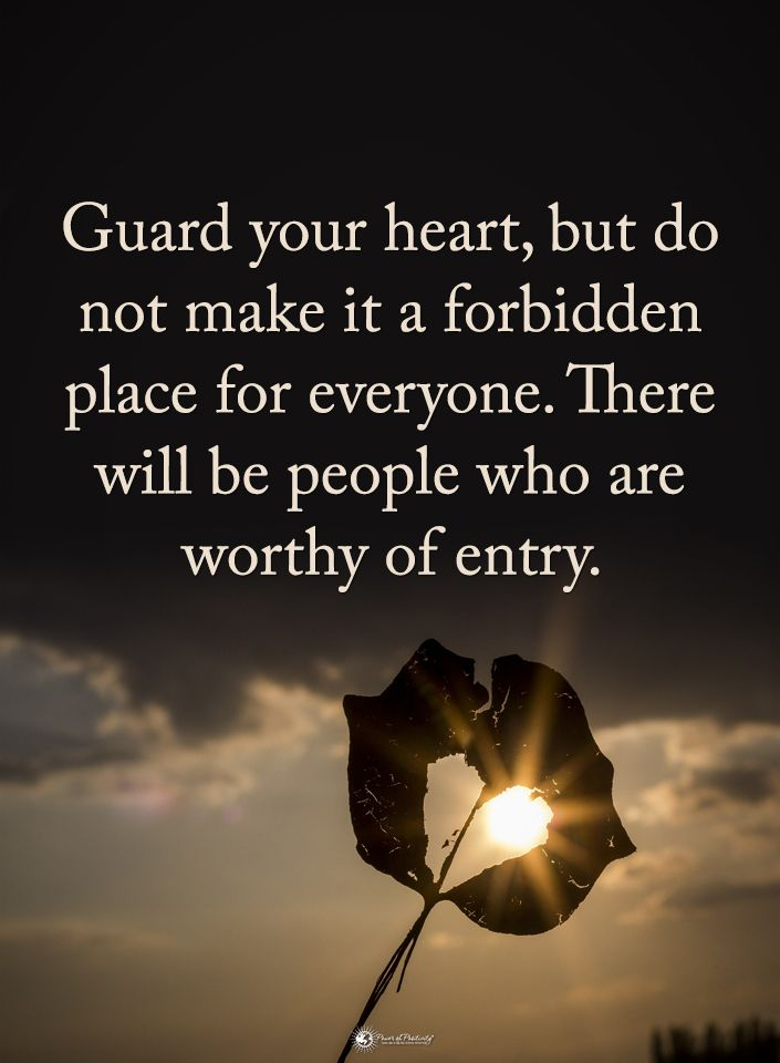 guard your heart quotes