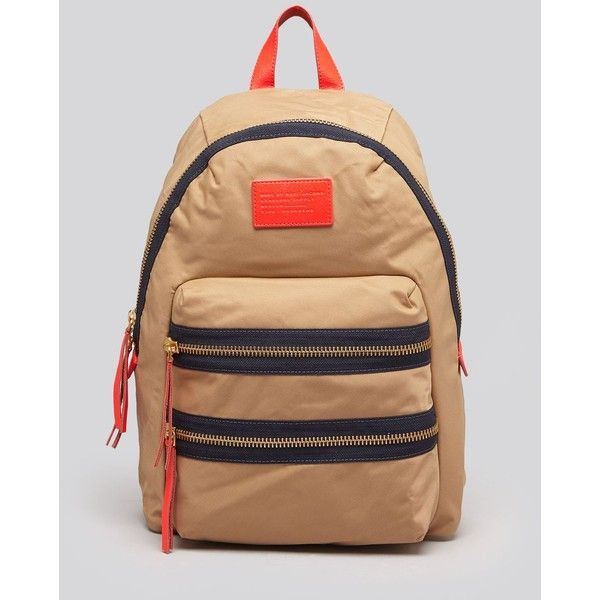 Marc By Marc Jacobs Backpack - Colorblock Domo Arigato Packrat $198; want want want