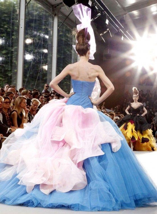 Christian Dior Fashion Week 2010/11