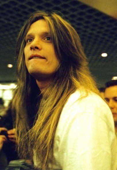 Sebastian Bach Skid Row Hombres Hermosos Estilos Emo Bandas De Rock