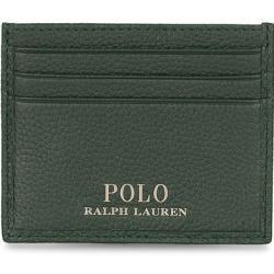 creditcard cards #creditcard Polo Ralph Lauren Credit Card Holder Racing Green Leather Ralph LaurenRalph Lauren