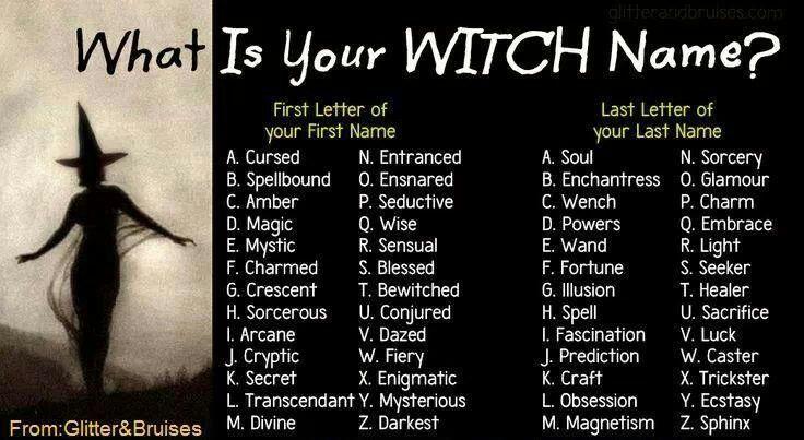 Divine Light... I'M A GOOD WITCH