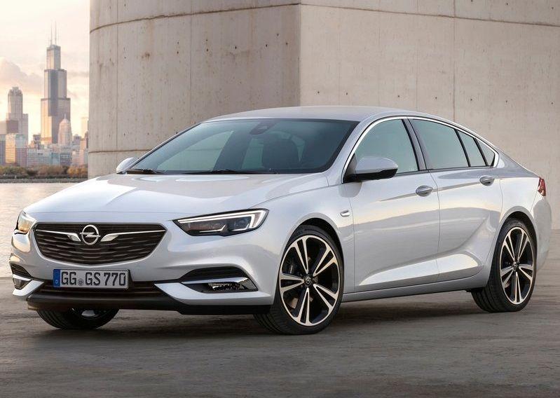 2017 Opel Insignia Grand Sport 2020 Goruntuler Ile