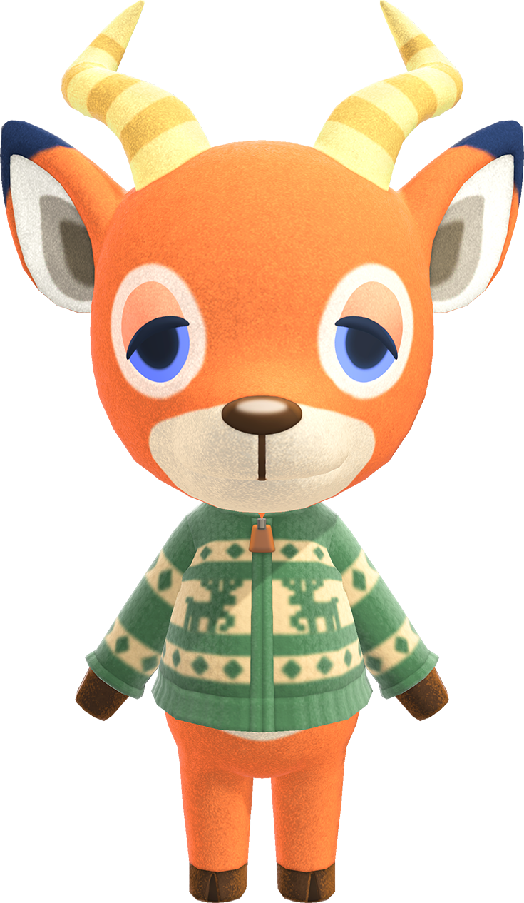 Beau Is A Lazy Deer Villager In The Animal Crossing Series He First Appeared In Animal Crossing Animal Crossing Animal Crossing Characters Deer Like Animals
