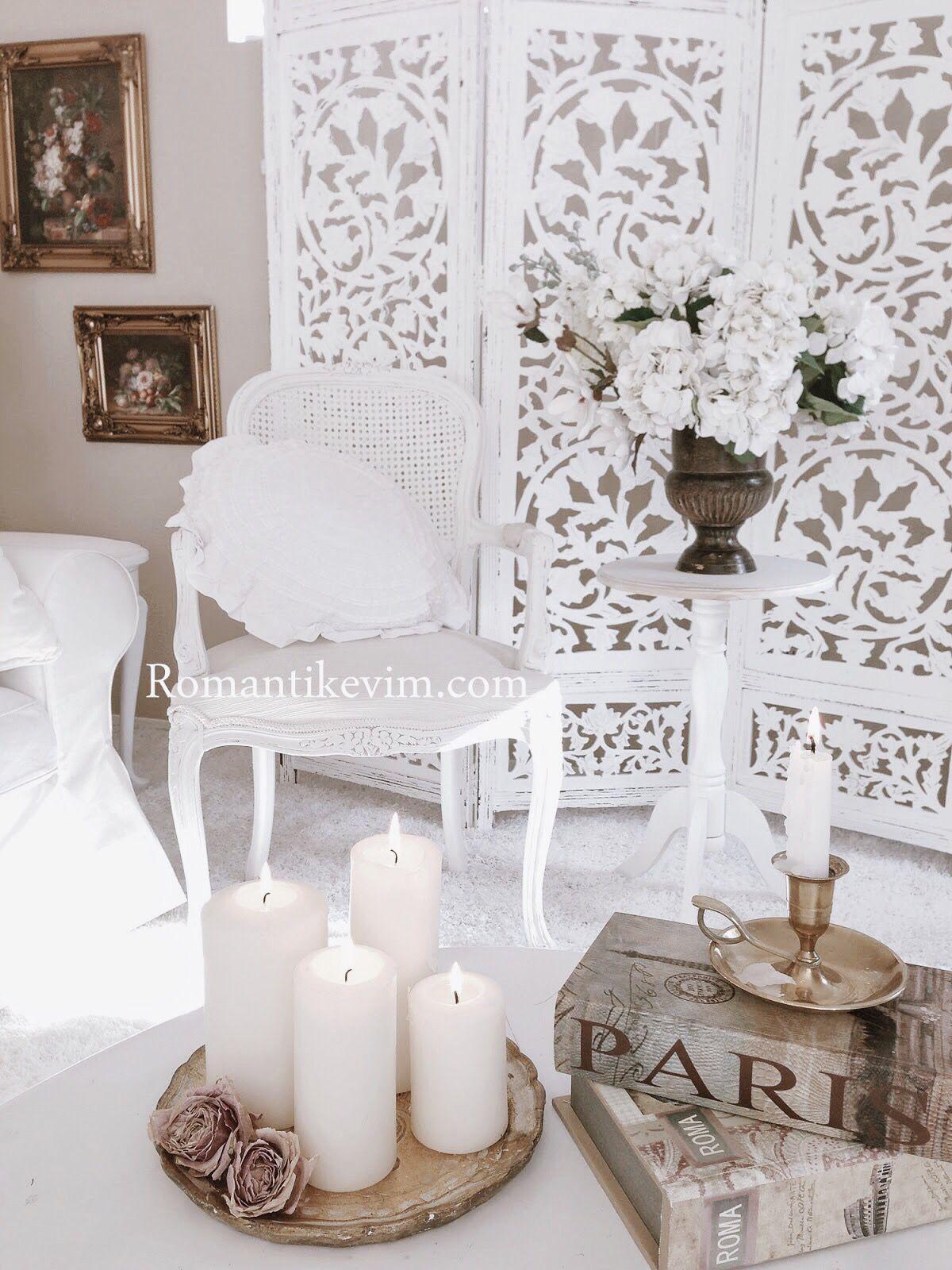 vintage detaylar vintage ev dekorasyonu pinterest shabby chic haus und wohnen. Black Bedroom Furniture Sets. Home Design Ideas