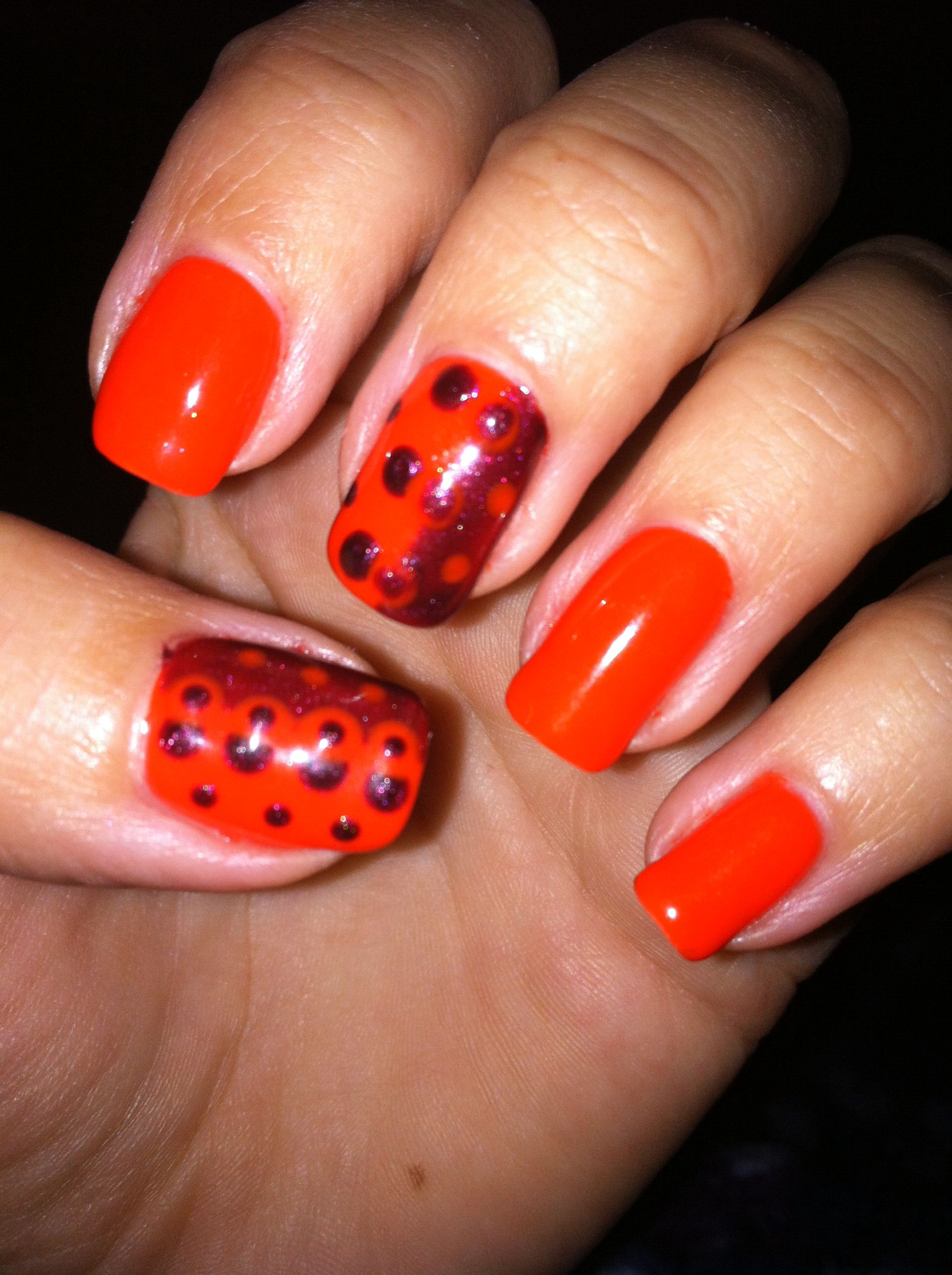 Gel nail art inspired by missjenfabulousyoutube nails by amanda gel nail art inspired by missjenfabulousyoutube prinsesfo Image collections