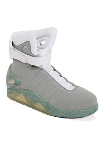 dca60c6b62166 Back to the Future 2 Light Up Shoes Size 10 Fun Costumes http