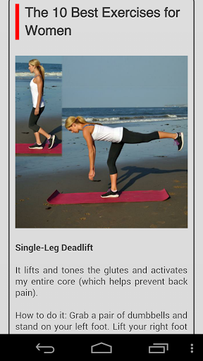 Women Workout Plan is a perfect fitness guide for all the women and young teenag... -  Women Workout...