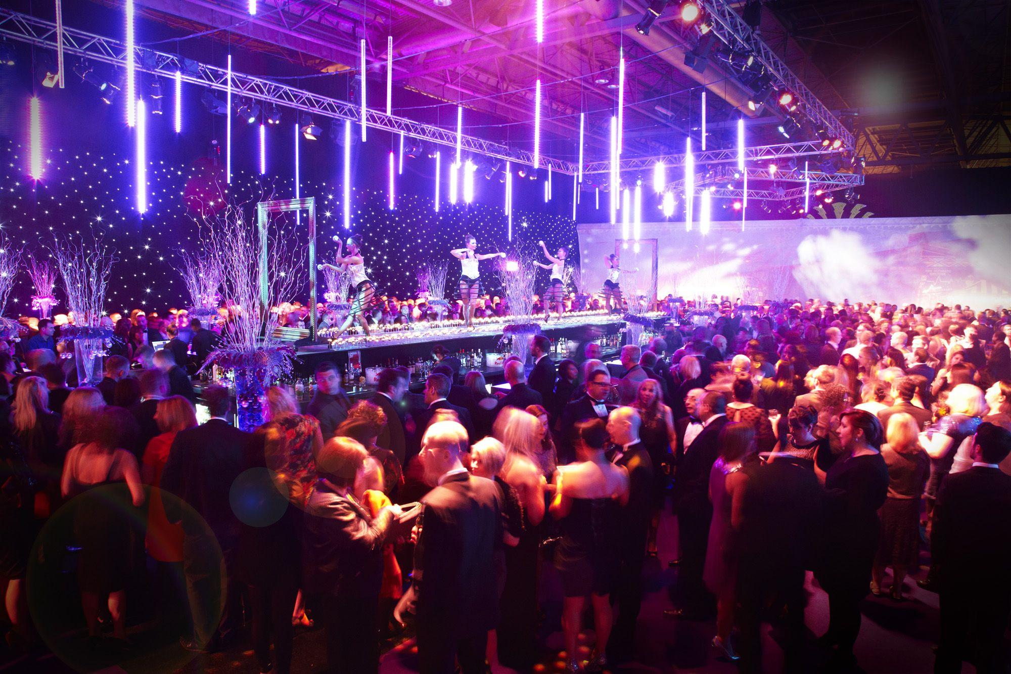 Christmas Party Birmingham Part - 18: Bar Entertainment At Christmas Party World 2013 At The NEC, Birmingham.  (Photo Credit