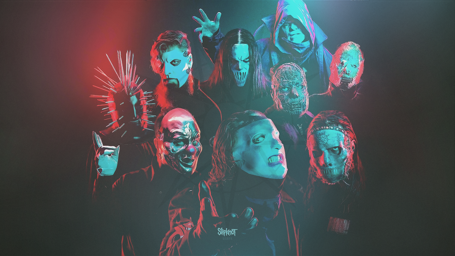 Slipknot WANYK We Are Not Your Kind 2019 1080P