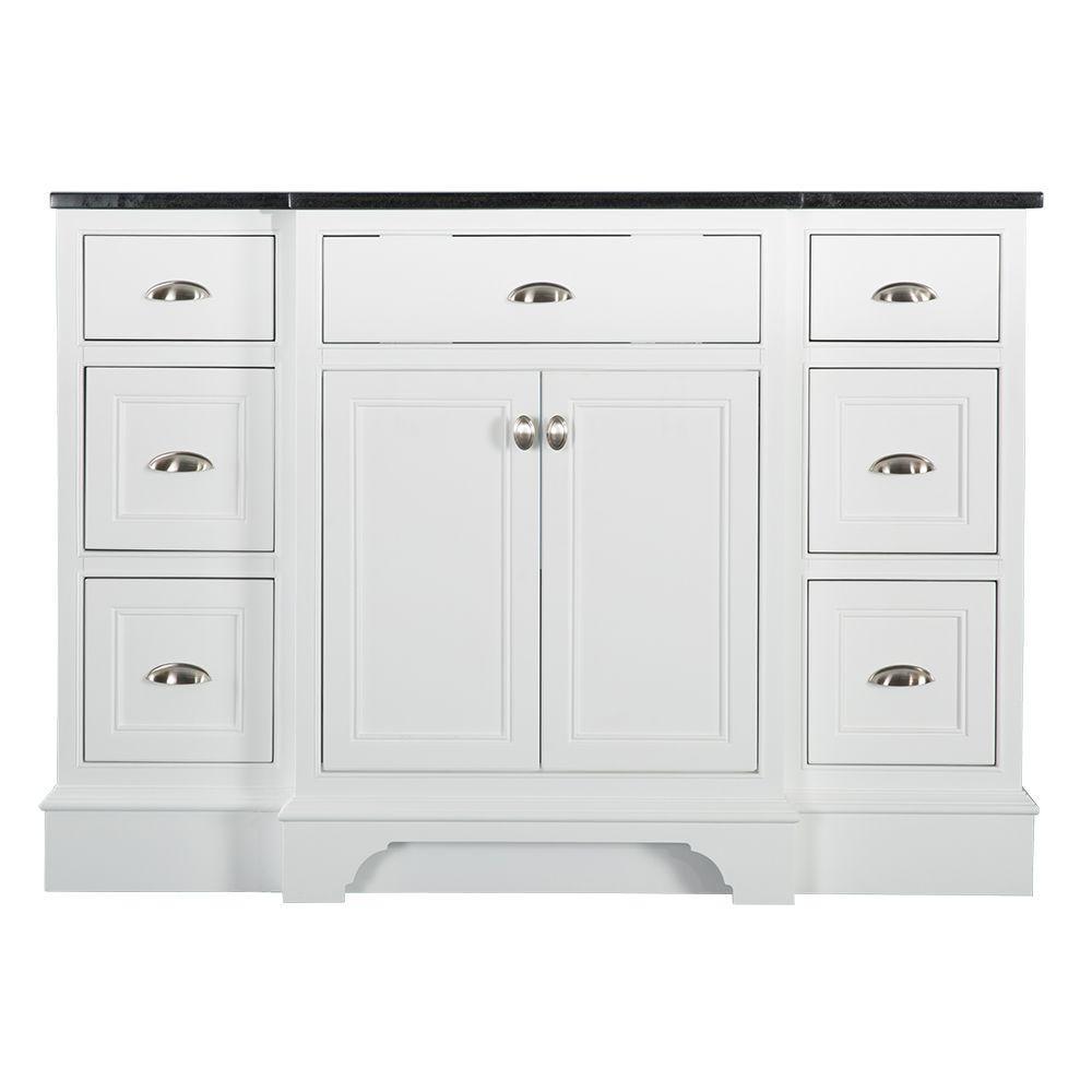 Home Decorators Collection Hayward 49 In W X 22 In D Bath Vanity