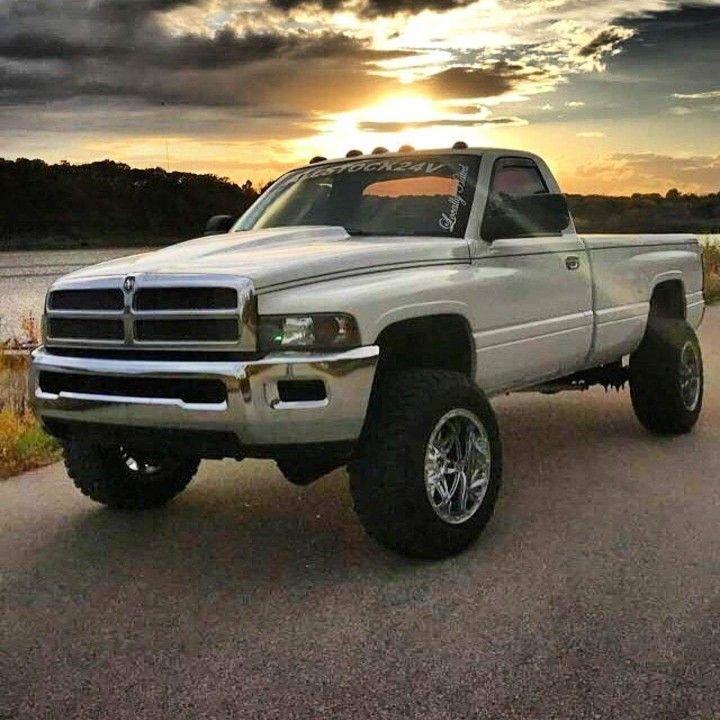 Pin By Eric Waddell On Dodge Trucks: Clean 24valve Cummins Ram 2500