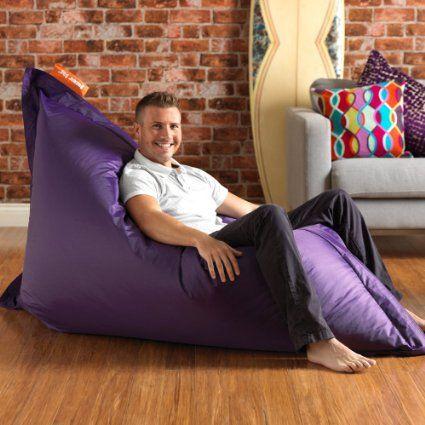 Excellent Bazaar Bag Giant Beanbag Purple Indoor Outdoor Bean Uwap Interior Chair Design Uwaporg